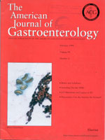 The American Journal Gastroenterology